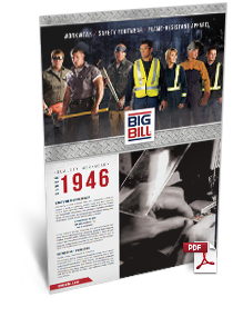 2014 Big Bill Workwear Catalogue