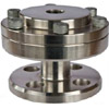 Clamped Flanged Diaphragm Seal