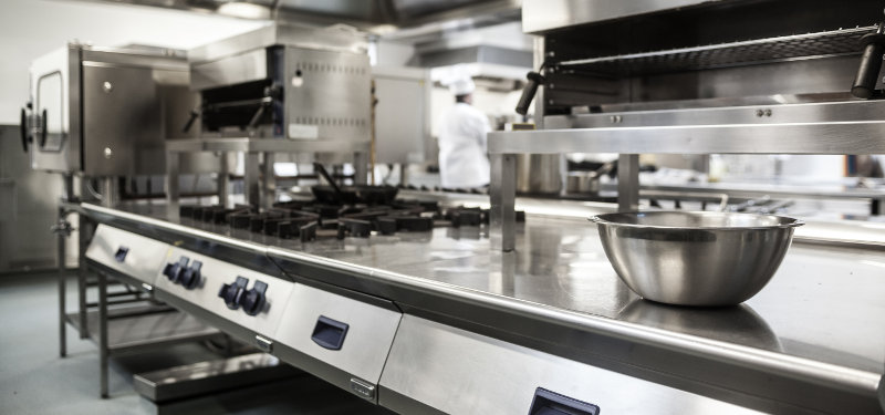 Food Preparation & Janitorial