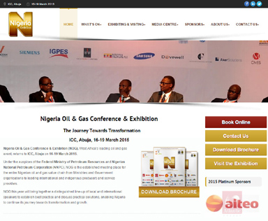Grayford Attending the Nigerian Oil & Gas Exhibition 16th to 19th March in Abuja