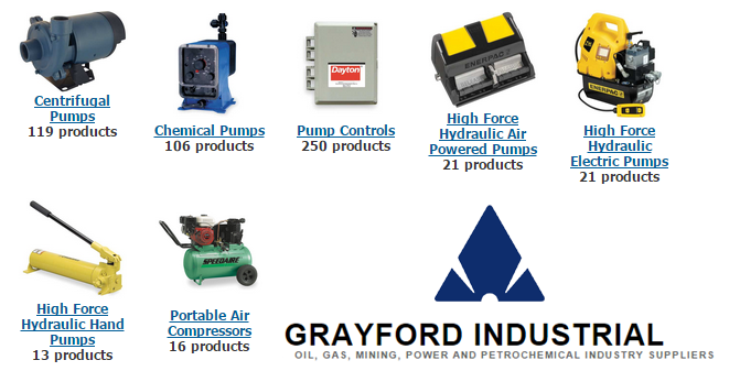 Industrial Pumps Range Expanded For Industrial Sector Applications