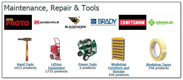 Maintenance, Repair & Tools Range Expanded To 5,000 Products