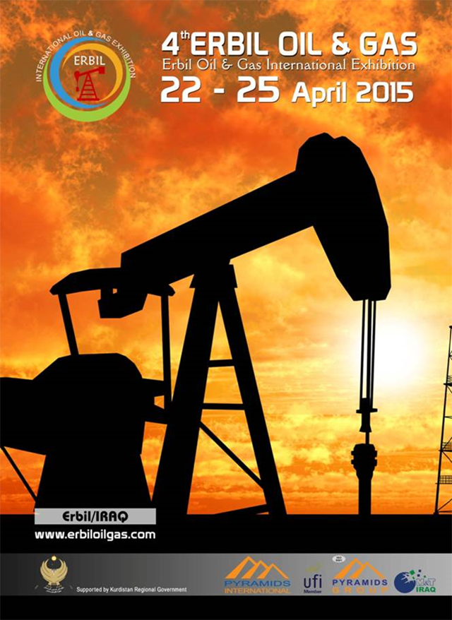 Oil & Gas Iraq Expo Presentation Announced For April 2015