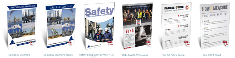 New Product Safety Downloads Available